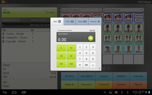 Point of Sale App - POS System For PC Windows (7, 8, 10, 10X) & Mac Computer Image Number- 6