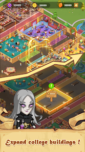 Моя собственная Школа Волшебства 1.5.0 APK + Мод (Unlimited money) за Android