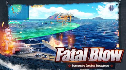 King of Warship: 10v10 Naval Battle screenshots 15