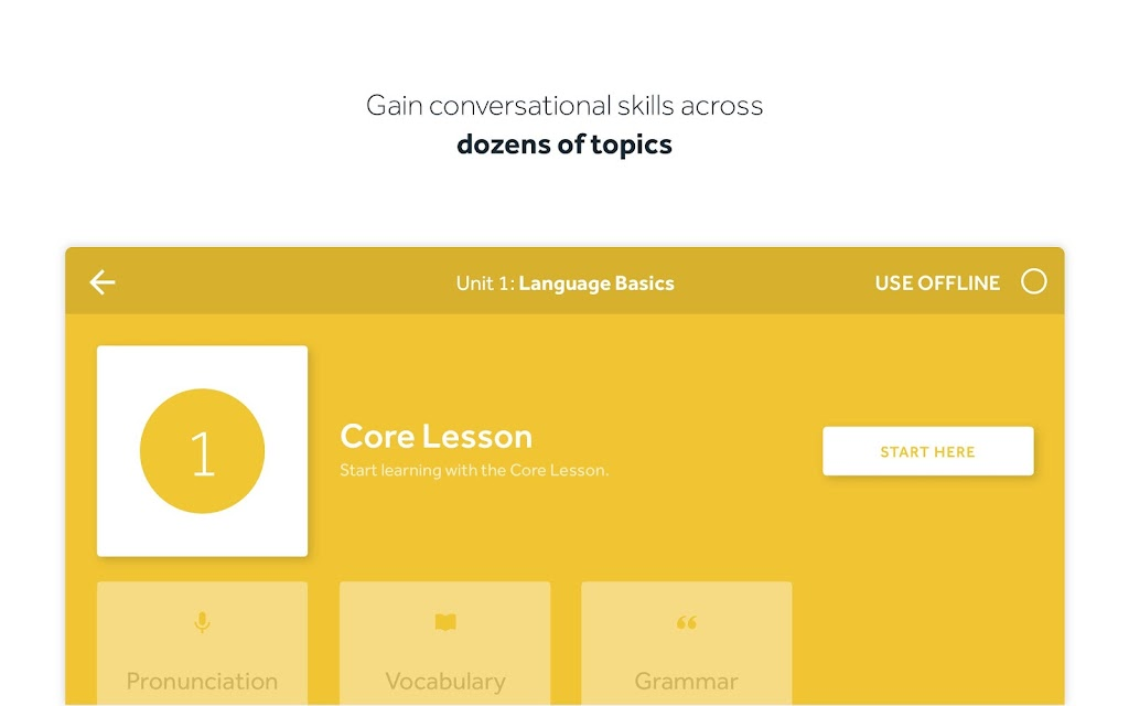 Rosetta Stone: Learn Languages Effectively  poster 10