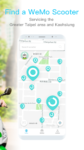 WeMo Scooter 3.8.9 [Mod + APK] Android 2