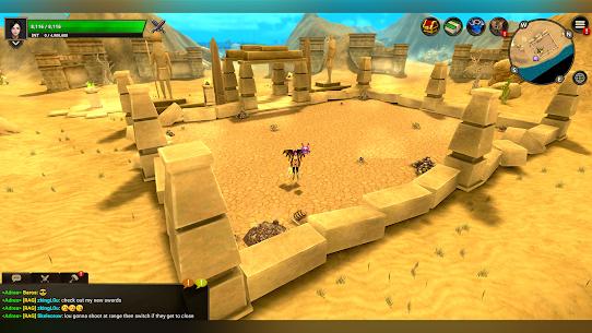 RPG Ancients Reborn: MMORPG 7