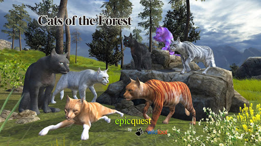 Cats of the Forest screenshots 1