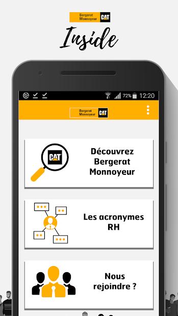 Bergerat Monnoyeur Inside screenshot 1