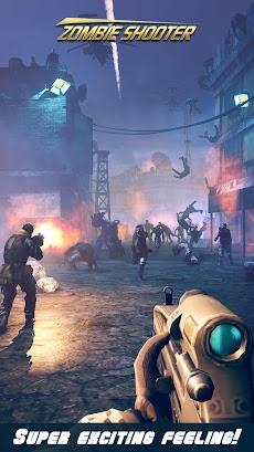 zombie shooting survive - zombie fps gameのおすすめ画像1