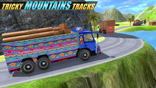 Indian Real Cargo Truck Driver - New Truck Games 1.52 screenshots 2