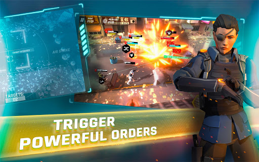 Tom Clancy's Elite Squad - Military RPG 1.4.4 screenshots 17