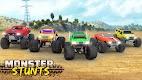 screenshot of Monster Truck Stunt Driving Games: Truck Simulator