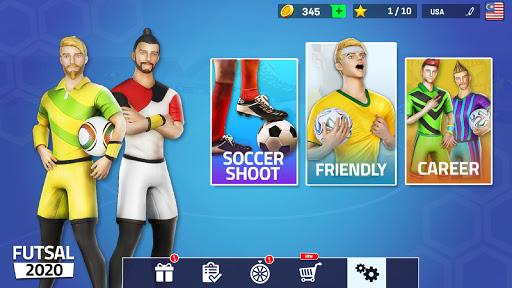 Indoor Soccer Games: Play Football Superstar Match 87 screenshots 3