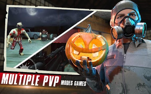 Zombie Royale 3D Halloween Survival Battle Royale 4