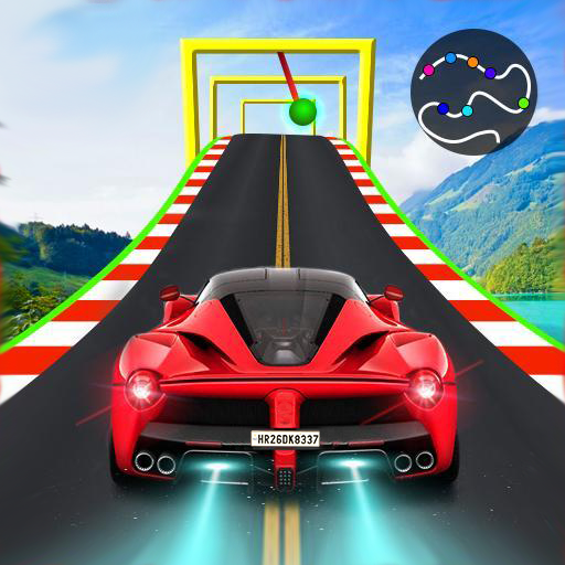 Ramp Car Stunts 3D Free - Multiplayer Car Games