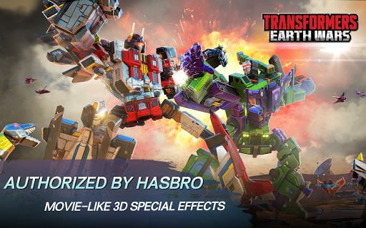 Transformers:Earth War 2.0.0.201 screenshots 1