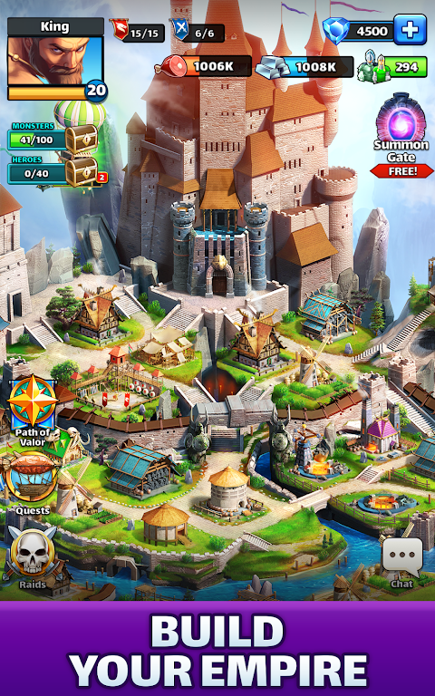 Empires & Puzzles: Match-3 RPG poster 22