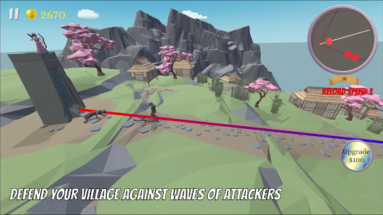 OnnaMusha 3D Archer Castle For Pc 2021 – (Windows 7, 8, 10 And Mac) Free Download 2