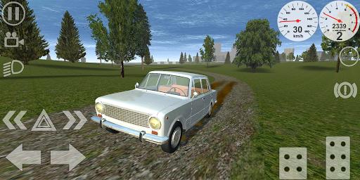 Simple Car Crash Physics Simulator Demo 1.1 screenshots 5