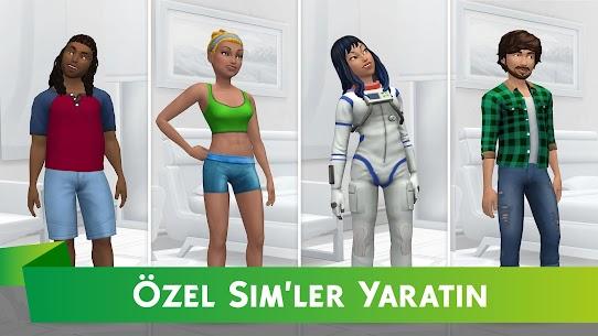 The Sims™ Mobil + Para Hile Apk indir v25.0.1.108301 2
