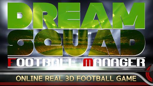 Télécharger DREAM SQUAD - Soccer Manager APK MOD 1