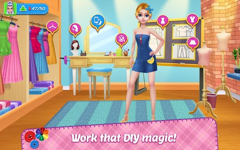 DIY Fashion Star MOD (Unlocked) 5
