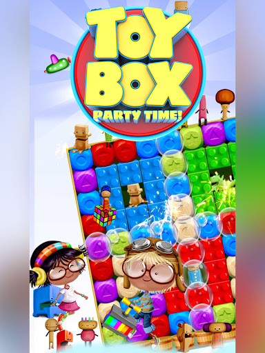 Toy Box Story Party Time - Free Puzzle Drop Game!  screenshots 24