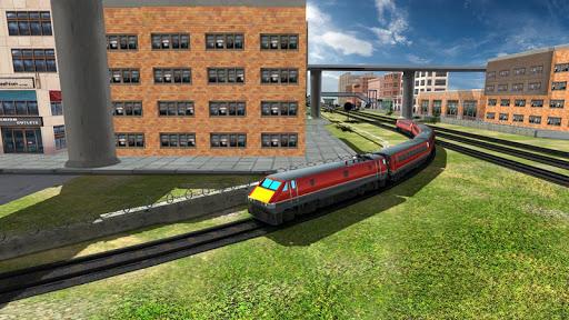 Train Games Simulator : Indian Train Driving Games 4.5 Screenshots 13