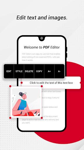 PDF Reader Pro apktram screenshots 2