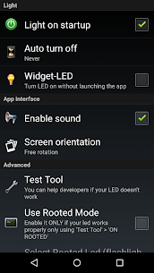 Flashlight HD LED 4
