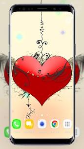 Hearts Live Wallpaper 2