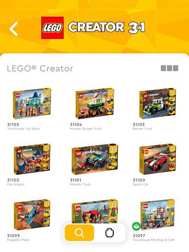 LEGOu00ae Building Instructions 2.1.0 screenshots 22