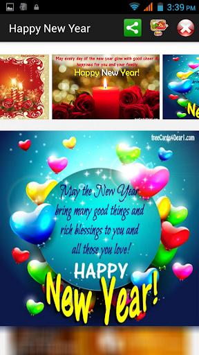 Happy New Year Greetings 2021  Screenshots 6