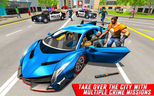 Vegas Gangster Crime Simulator: Police Crime City 1.0.8 screenshots 1