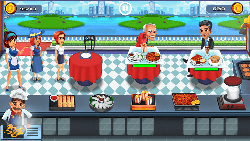 Cooking Cafe - Food Chef 4.0 screenshots 6