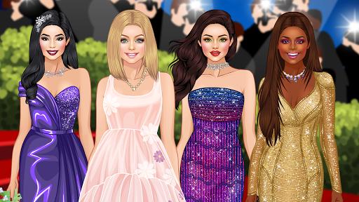 Red Carpet Dress Up Girls Game 1.4 Screenshots 8