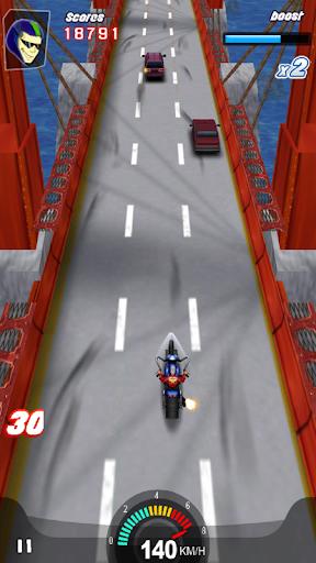 Racing Moto 3D screenshots 17