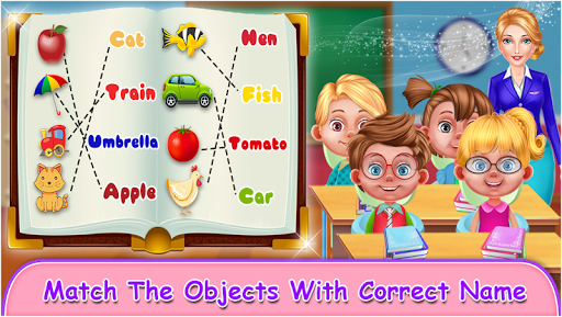 My School Teacher Classroom Fun apkpoly screenshots 12