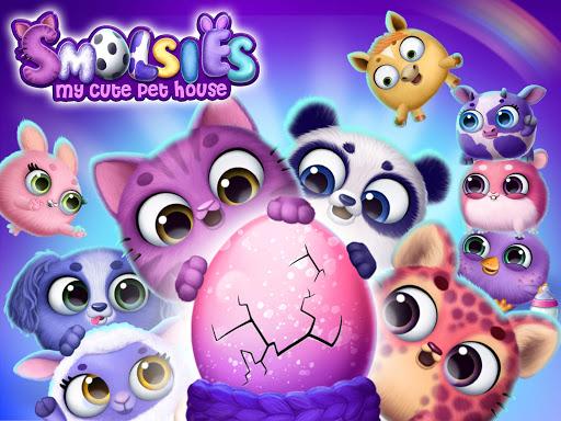 Smolsies - My Cute Pet House 5.0.142 Screenshots 13