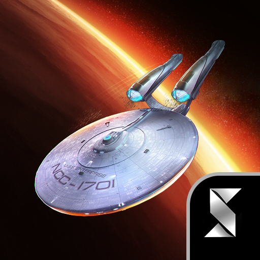 Experience epic conflict in Star Trek™ Strategy MMO Game with Vibrant graphics