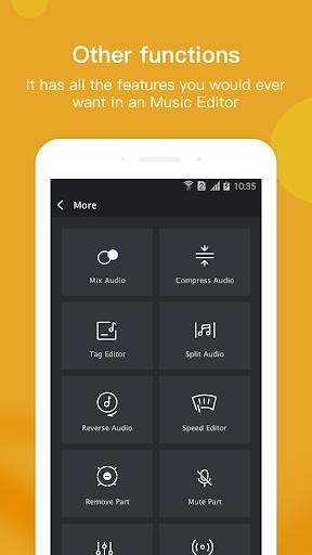 Music Editor android2mod screenshots 14