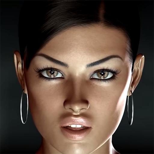 Baixar My virtual girl sexy prank for adults para Android