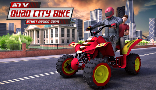 ATV Quad City Bike: Stunt Racing Game 1.0 screenshots 1