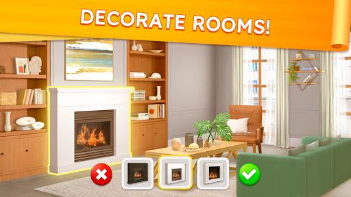 Sweet Home : Design & Blast  screenshots 2