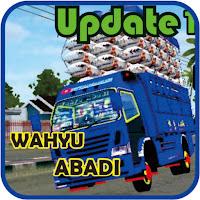 Bussid Mod Truck Wahyu Abadi new