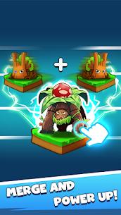 Merge Plants Mod Apk– Zombie Defense (Unlimited Diamonds) 3