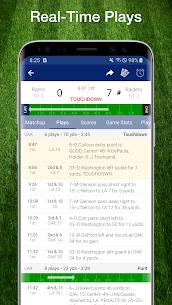 Scores App: Football Live Plays, Stats 2021 Season Apk Download 2