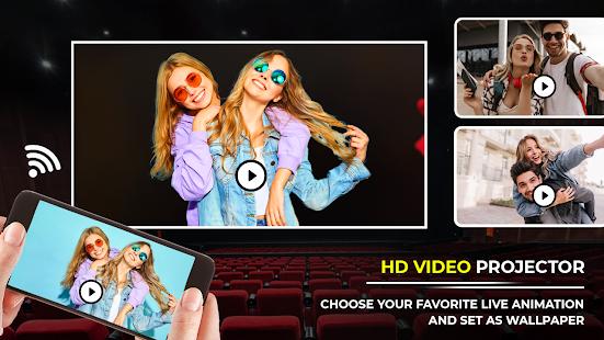 Image For HD Video Projector Simulator - Video Projector HD Versi 1.1 2
