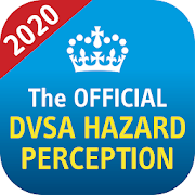 App Icon for The Official DVSA Hazard Perception Practice App in United States Play Store