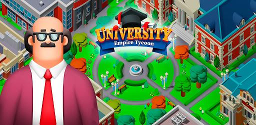University Empire Tycoon - Jeu de gestion passif APK 0