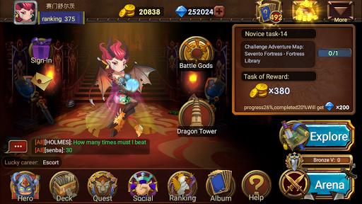 Dragon Call (Card battle TCG) apkdebit screenshots 10