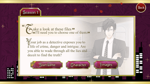 Code Triche Agent Of Love - Josei Otome Visual Novel (Astuce) APK MOD screenshots 2
