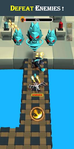Dragon Hero 3D : Action RPG apktram screenshots 13