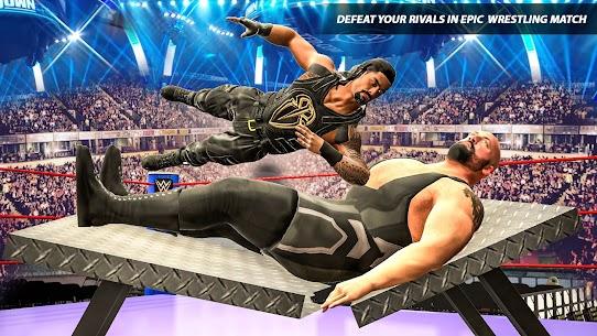 Real Wrestling Revolution: Wrestling Games 3